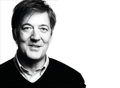Stephen Fry, June 2017