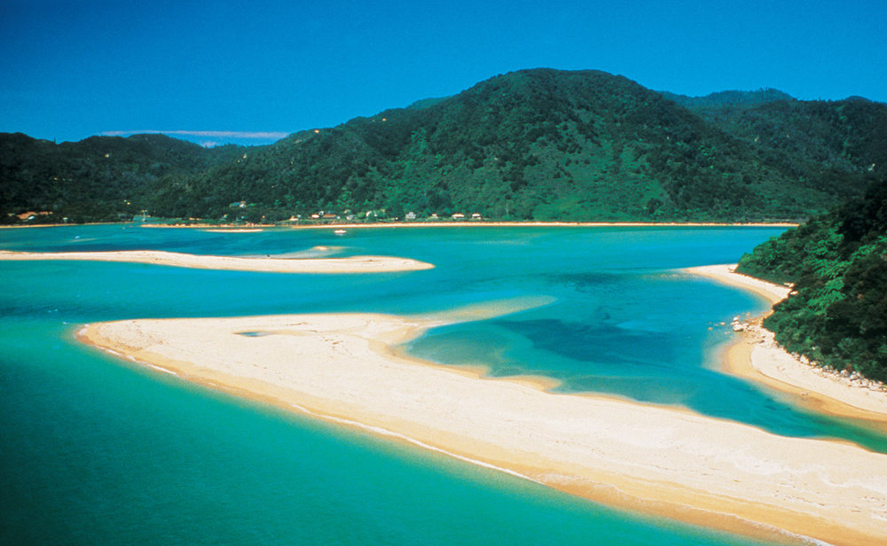 New Zealand Abel Tasman National Park.jpg