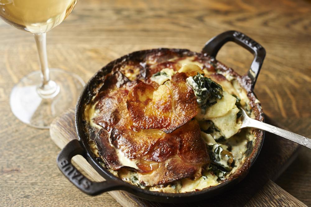 Cucuina Angelina Gratin Celeriac Swiss Chard Potato Fontina.jpg