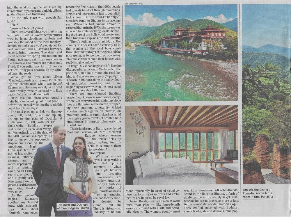 COMO - The Times (Bhutan) - April 16 Page 3.jpg