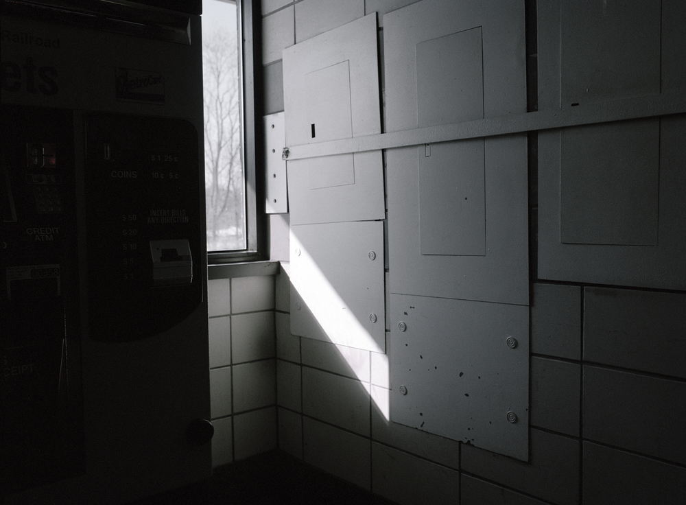 A Light at the Metro-North I