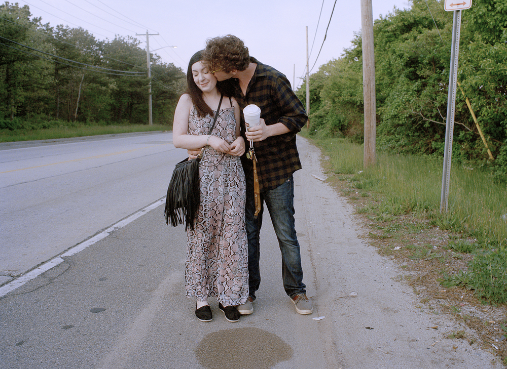 James and Kristi, Bellport