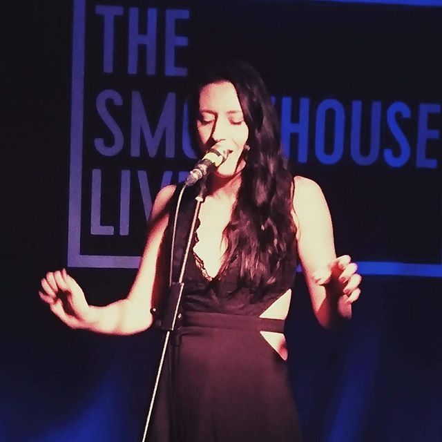 Last nights performance at @thesmokehouseuk was incredible - thank you so much to everyone in the audience and well done to @philactionjack on a very successful album launch! You were fantastic. • Thanks also to Phil for accompanying me on keys and to sound engineer Gareth Patch for doing such a wonderful job. • Much love to @wonkyzombie for taking this photo. • #thesmokehouse #liveperformance #singer #singersongwriter #folkmusic #darkfolk #ipswich #ipswichmusic #suffolk #femalesinger #britishfolk #album #music