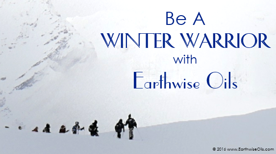 Be a Winter Warrior