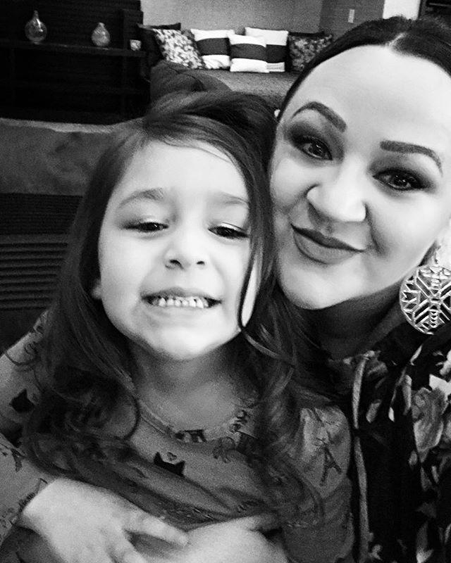 I love this little girl so much ❤️❤️❤️ #destinyvillalobos #mygirl