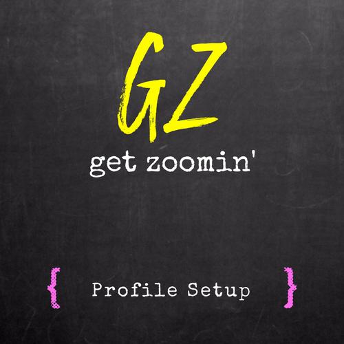 Profile Setup