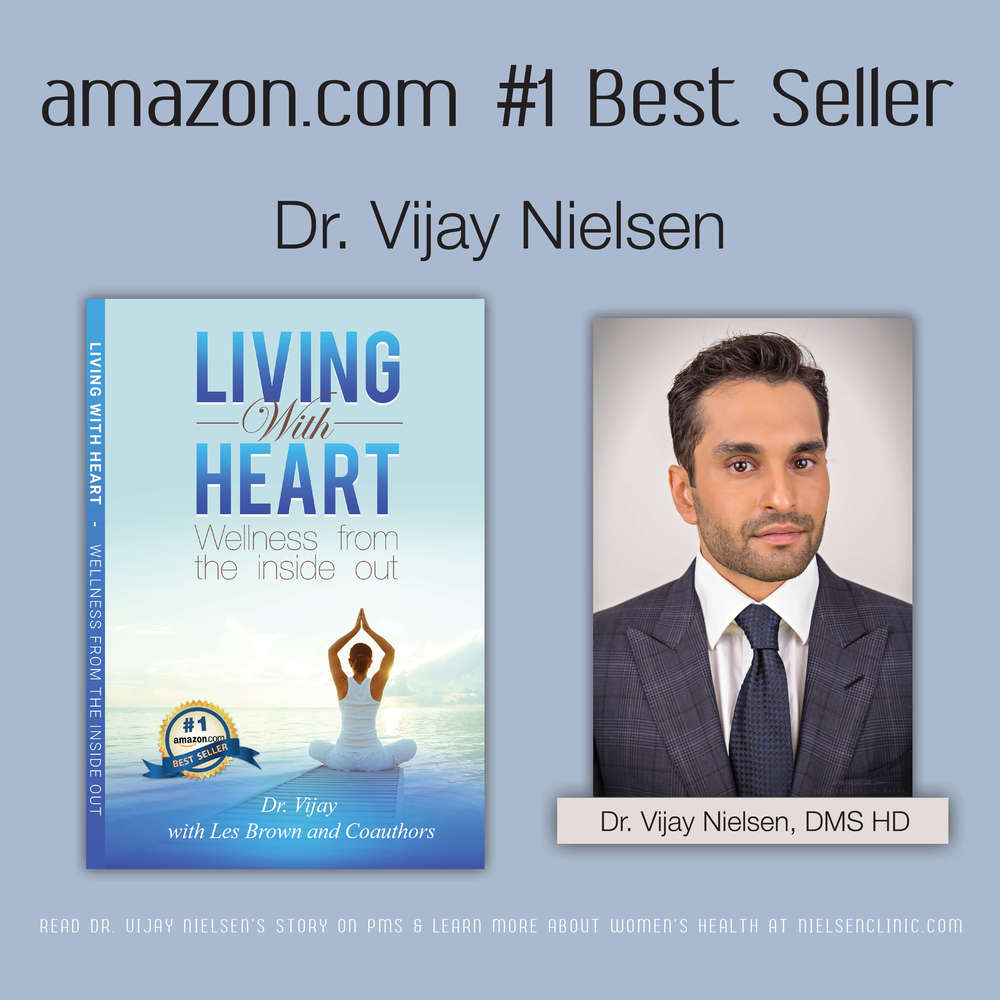 Celebrating #1 Best Seller BookDr. Vijay Nielsen