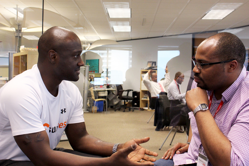 PowerMoves Accelerator alum and Founder of Fixt, Luke Cooper, shares his latest updates with Startup Institute Founder, Shaun Johnson.
