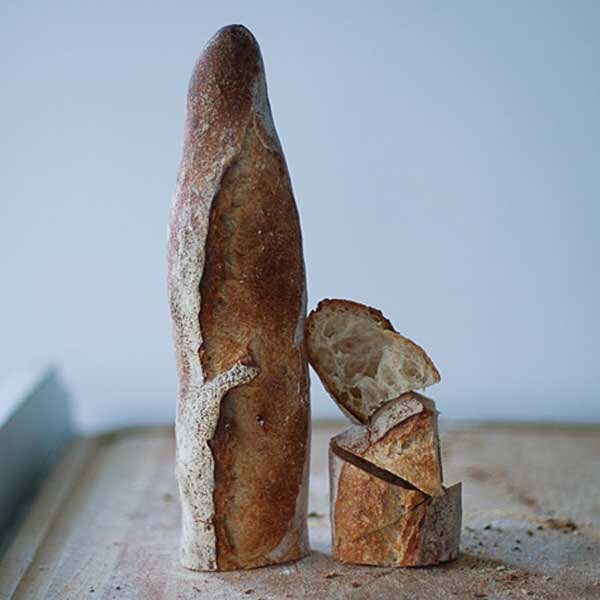 Did you all know we use @folepidockside bread for our toasts? We also sell their baguettes on the weekend.
