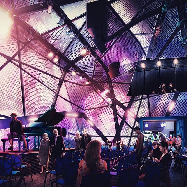 """Kevin Dolan, founder of NATIONALSAWDUST is one of the true supporters of what we're trying to accomplish with #throughaprism next week. // His bedrock principle in founding the venue is """"to help the musician and composer community, particularly the younger ones. If you support them, you support the art form."""" // WE HOPE YOU COME SUPPORT so many artists who will be involved next Wednesday, the 27th. // ticket link IN OUR BIO @nationalsawdust"""