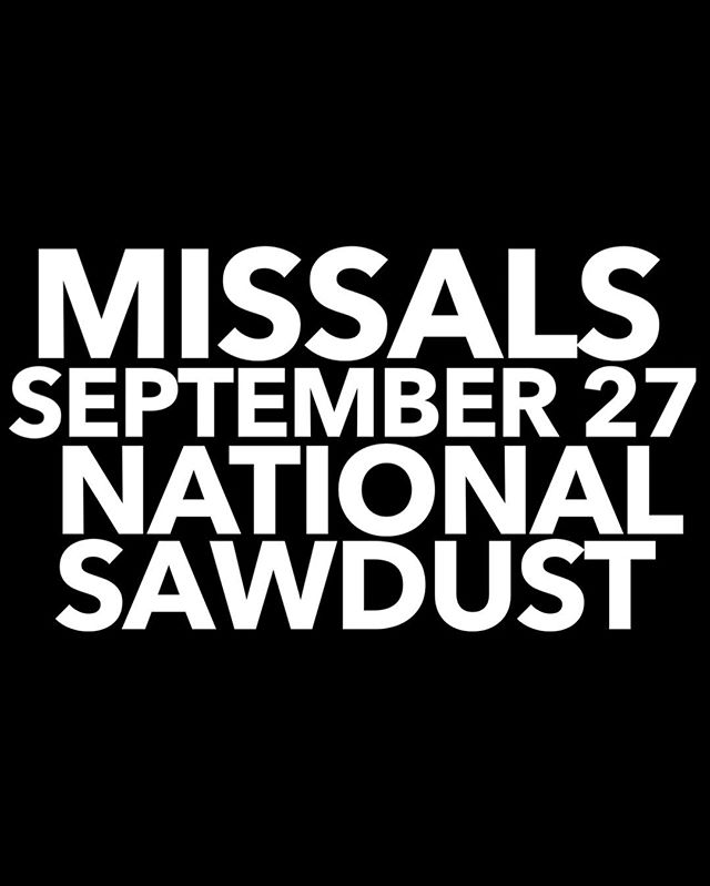 If you haven't heard // Next week @nationalsawdust we're presenting a whole new way to go to a show // you will be on stage // you will play each song with us // We guarantee you've never seen anything like this // #nationalsawdust @nationalsawdust