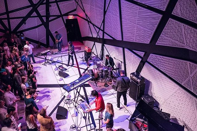 Incase you missed it // we out here // @nationalsawdust #leighbeckettphotography #livemusic #livephotography #missals