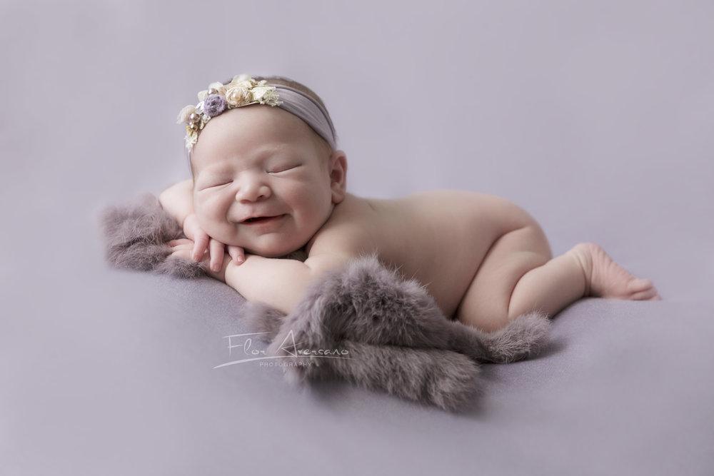 newborn flor aversano ph
