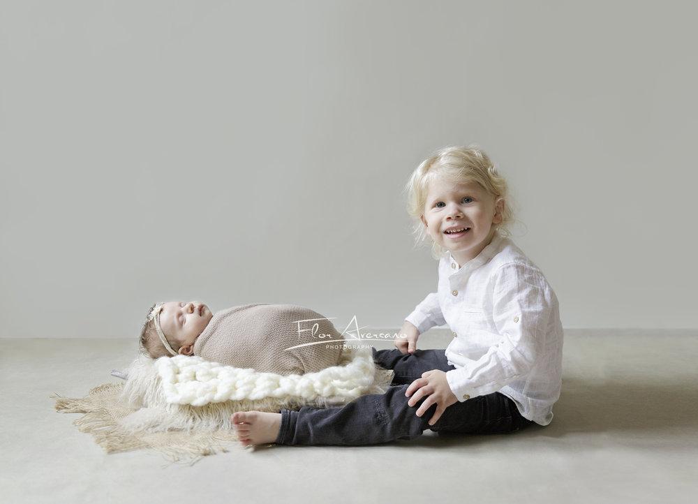 maternity siblings