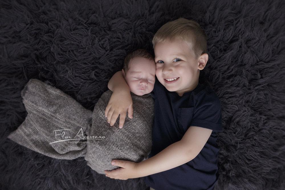 newborn sibling fap
