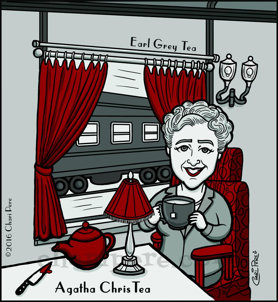 Agatha ChrisTea
