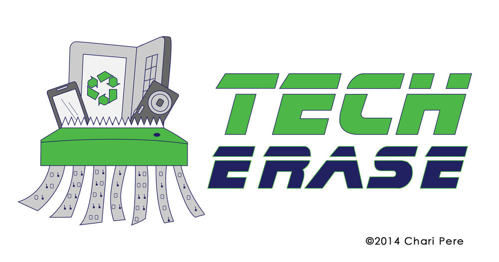 Logo for Tech Erase
