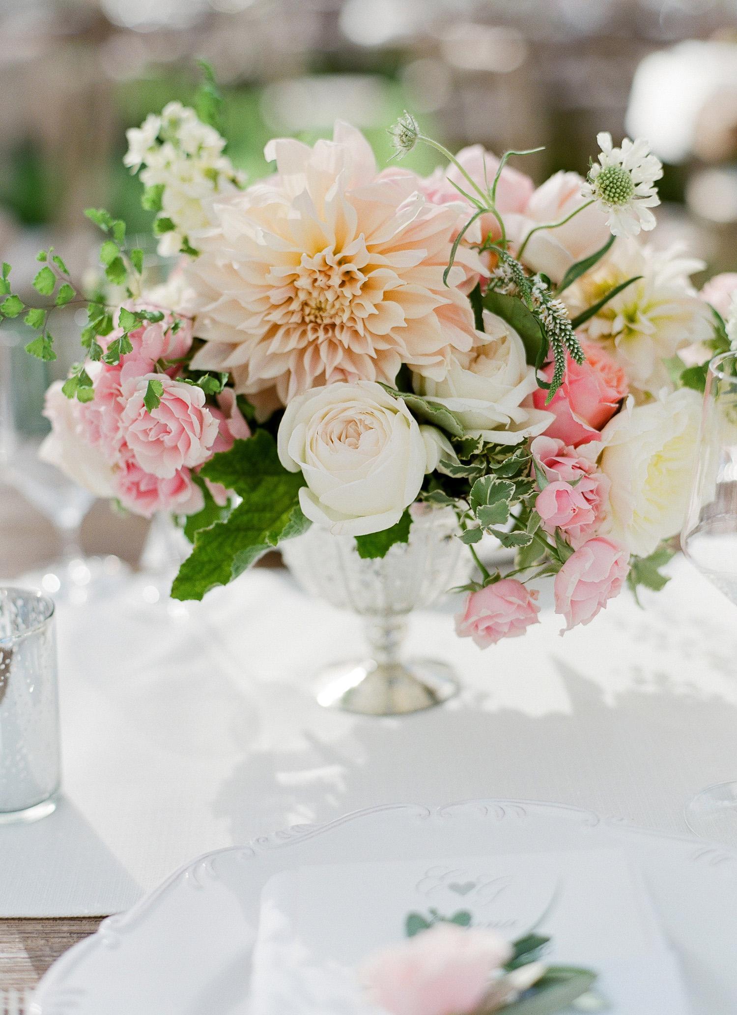 Romantic Garden Estate Wedding by Jose Villa — Santa Barbara Wedding ...