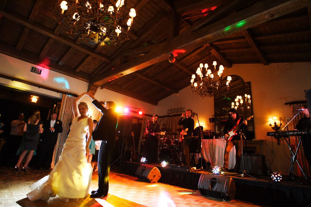 JSH Music Productions | Santa Barbara Wedding Style Blog