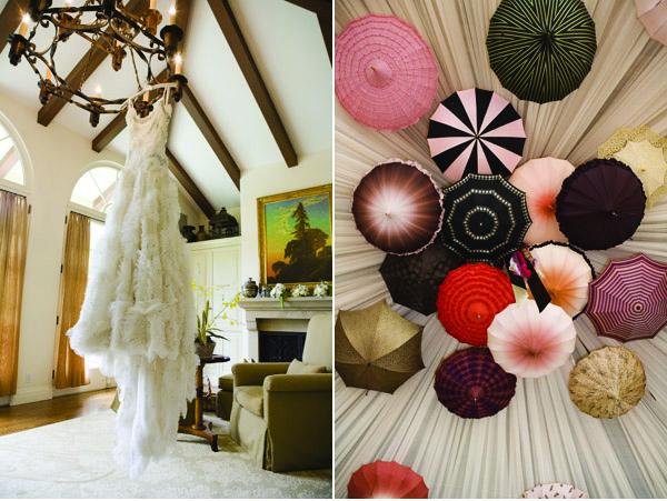 www.santabarbarawedding.com | Our Lady of Mount Carmel Ceremony | Melissa Musgrove Photography | Wedding Dress