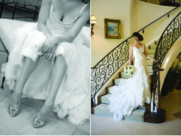 www.santabarbarawedding.com | Our Lady of Mount Carmel Ceremony | Melissa Musgrove Photography | Bride