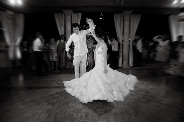 www.santabarbarawedding.com | Our Lady of Mount Carmel Ceremony | Melissa Musgrove Photography | Bride and Groom | First Dance