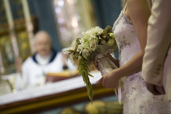 www.santabarbarawedding.com | Our Lady of Mount Carmel Ceremony | Melissa Musgrove Photography | Ceremony