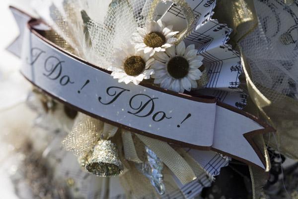 www.santabarbarawedding.com | Our Lady of Mount Carmel Ceremony | Melissa Musgrove Photography | Reception Details