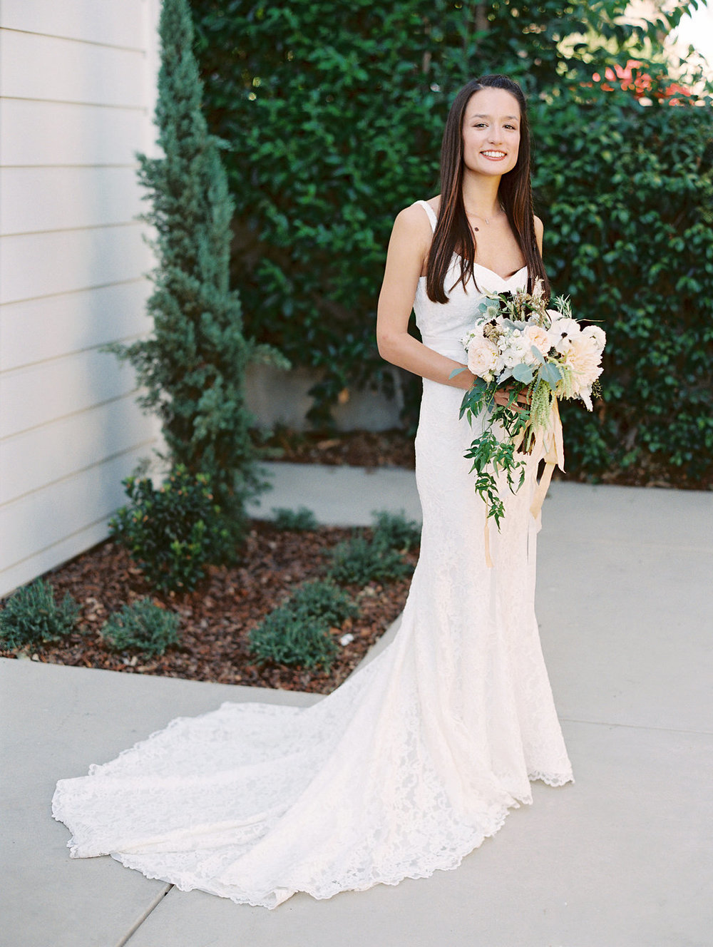 www.santabarbarawedding.com | Lavender and Twine | Sunstone Winery | Bride