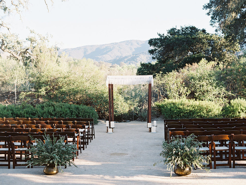 www.santabarbarawedding.com | Lavender and Twine | Sunstone Winery | Ceremony