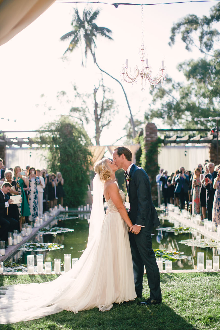 santabarbarawedding.com | Santa Barbara Wedding Style Blog | Weddings at Belmond El Encanto Hotel | MiBelle Photography | Red Wedding Inspiration