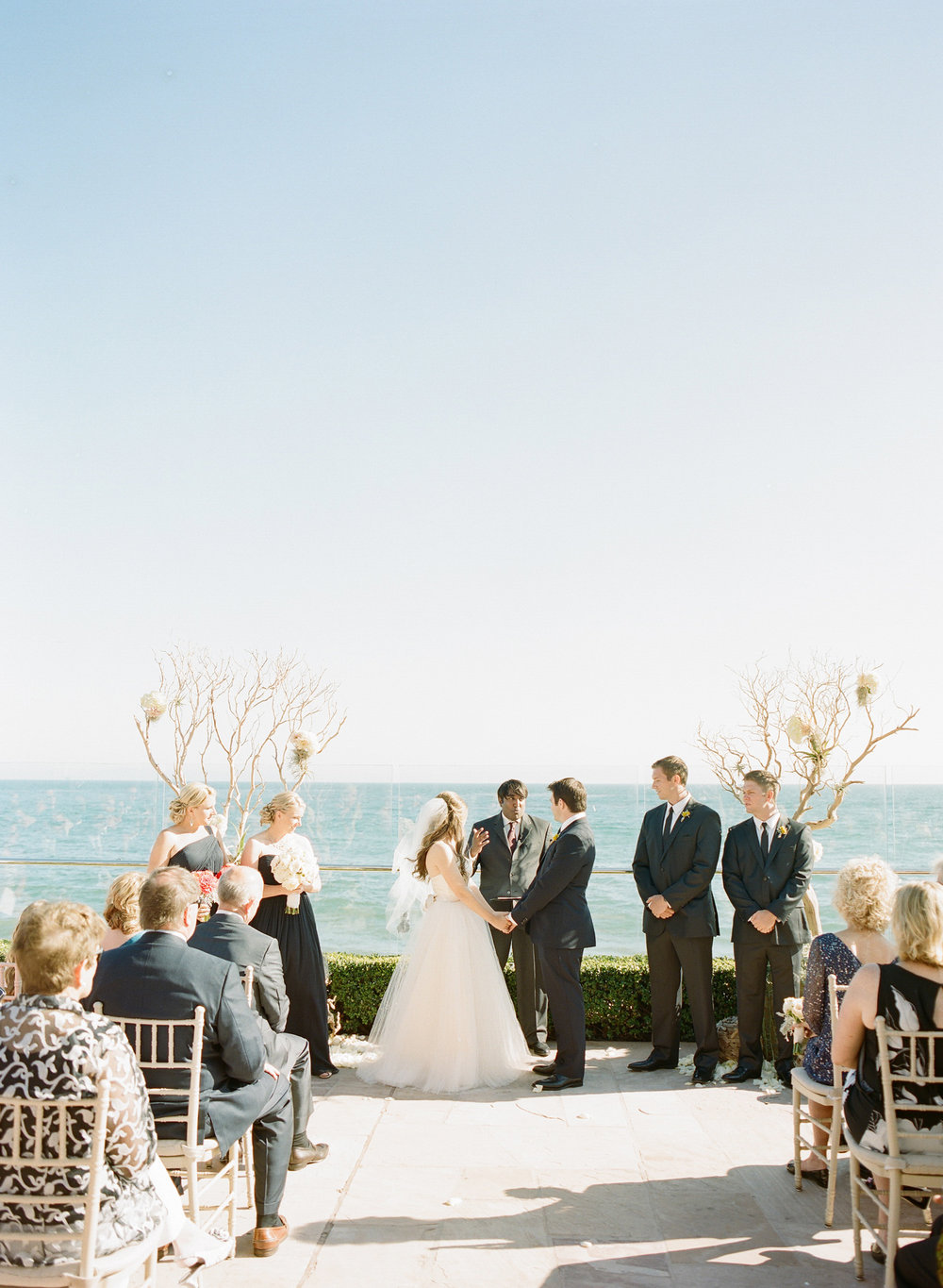 santabarbarawedding.com | Photographer: Beaux Arts Photographie | Santa Barbara Four Seasons Biltmore | Wedding Venue