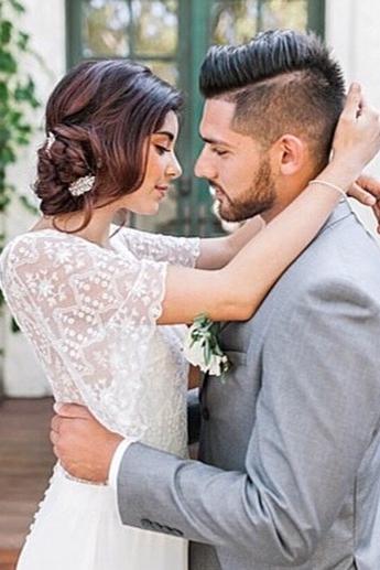 www.santabarbarawedding.com | Cheryl Nacario | planning a wedding in santa barbara | hair and make up | beauty