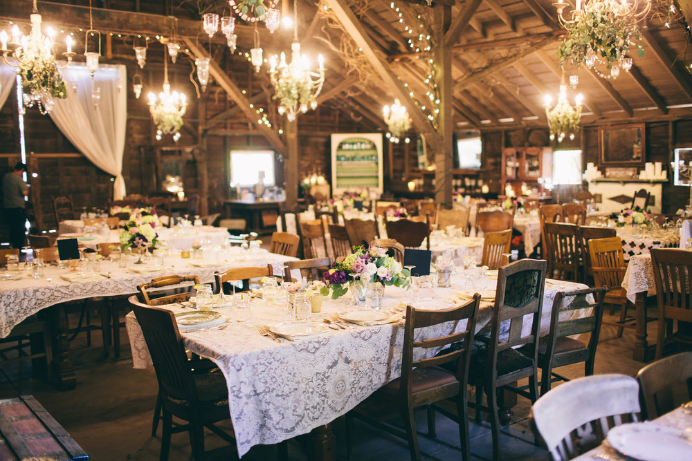 santabarbarawedding.com | photo: Winter Creative Co | Rustic Barn Wedding at Graf Family Barn