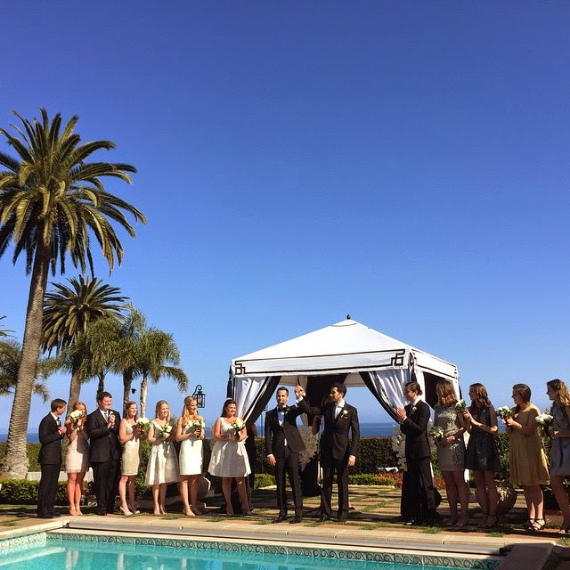 Barbara Mousouris Wedding Officiate Private Estate Wedding Santa Barbara Wedding Style Planner