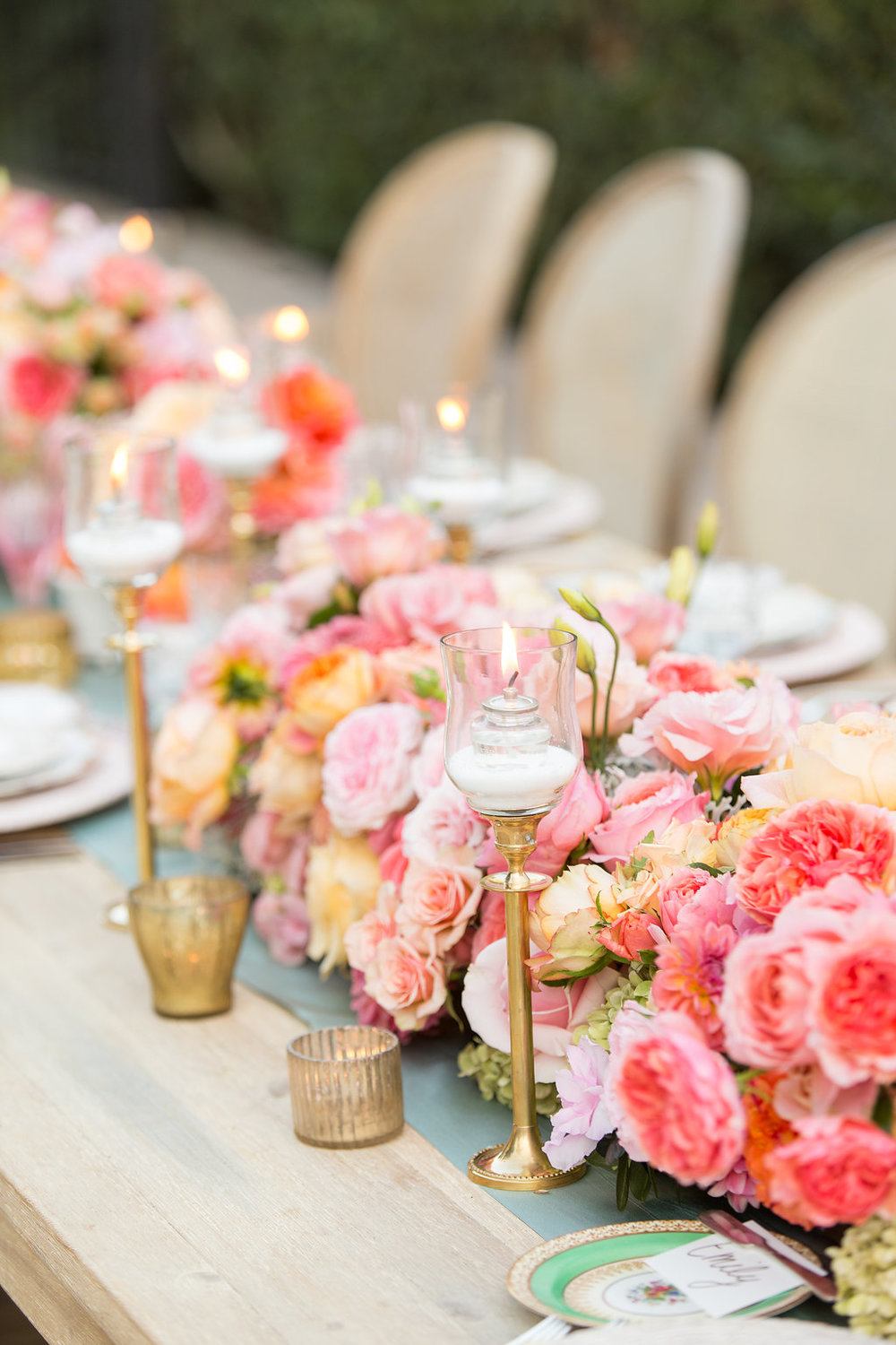 santabarbarawedding.com | Photo: Melissa Musgrove | Coral Garden Wedding Inspiration