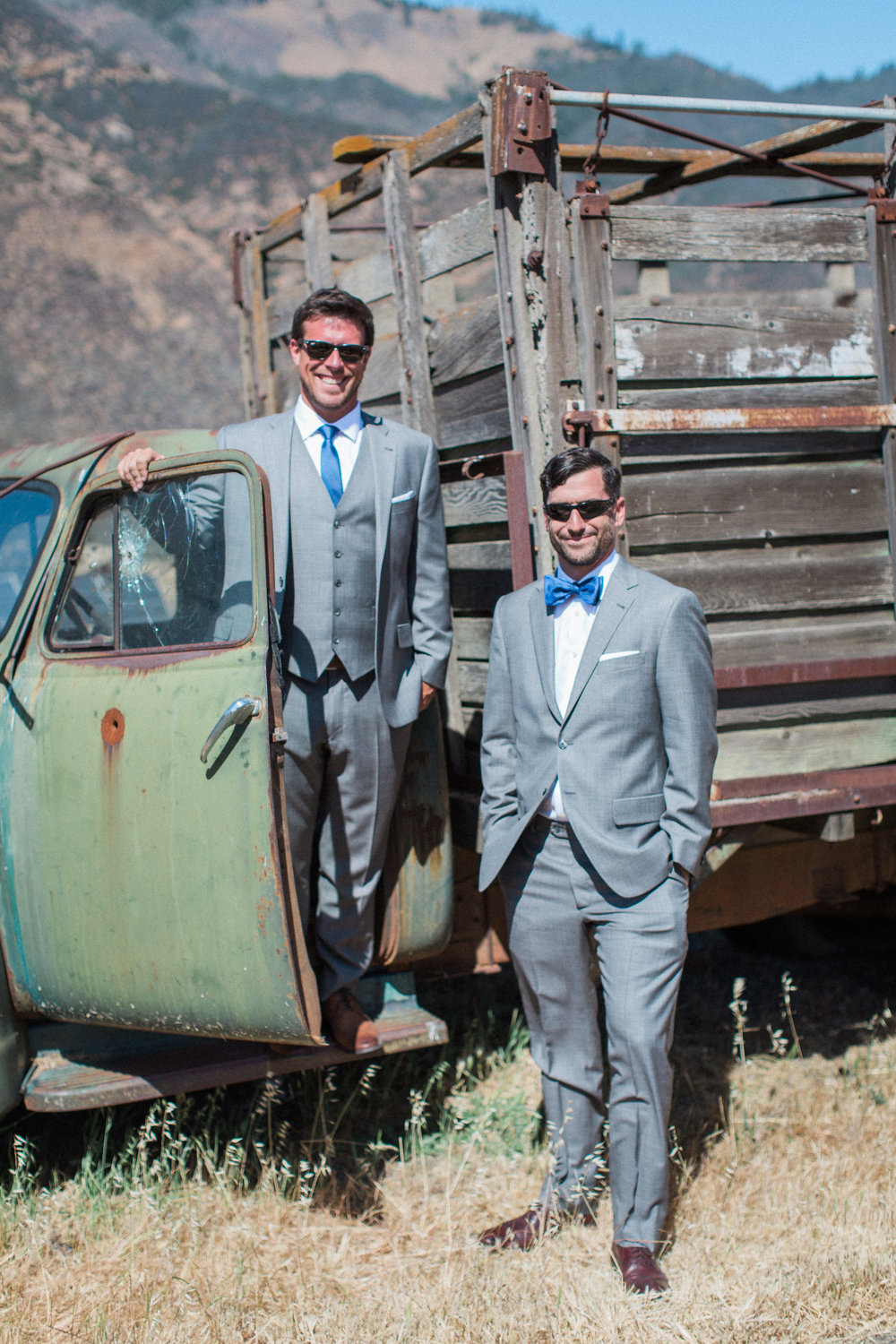 santabarbarawedding.com | photo: Kiel Rucker | Mountaintop Wedding Location Santa Ynez