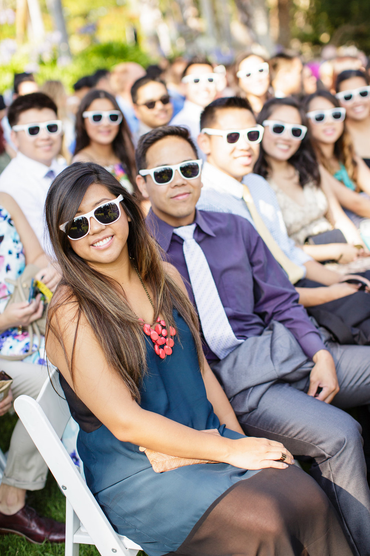 santabarbarawedding.com | Photo: Mary Jane Photography | Travel themed wedding ideas at the Santa Barbara Zoo