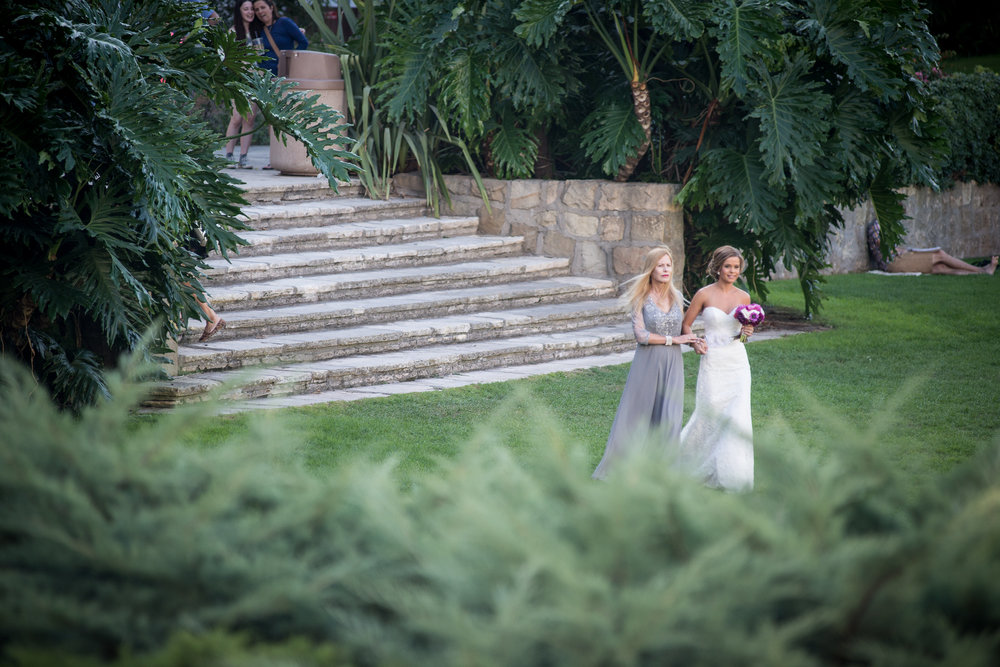 santabarbarawedding.com | Photo: By Cherry | Santa Barbara Courthouse wedding ideas