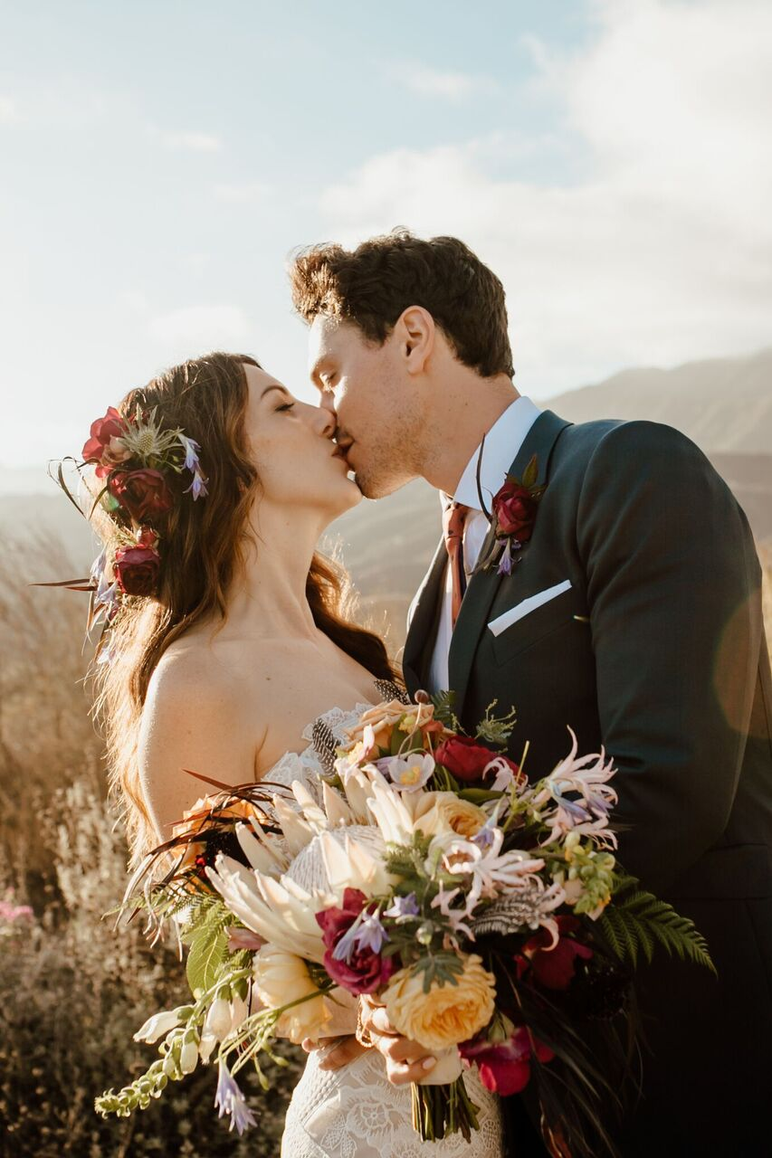 santabarbarawedding.com | Ella & Louie Floral Design | Florist | Wedding Flowers | Bouquets