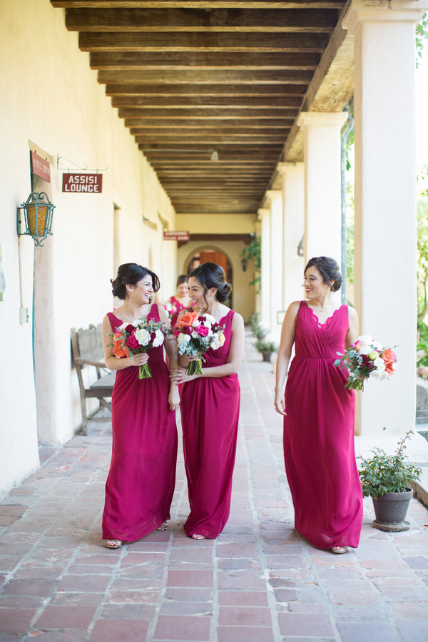 santabarbarawedding.com | Photo: Kiel Rucker | Jewel tone wedding inspiration