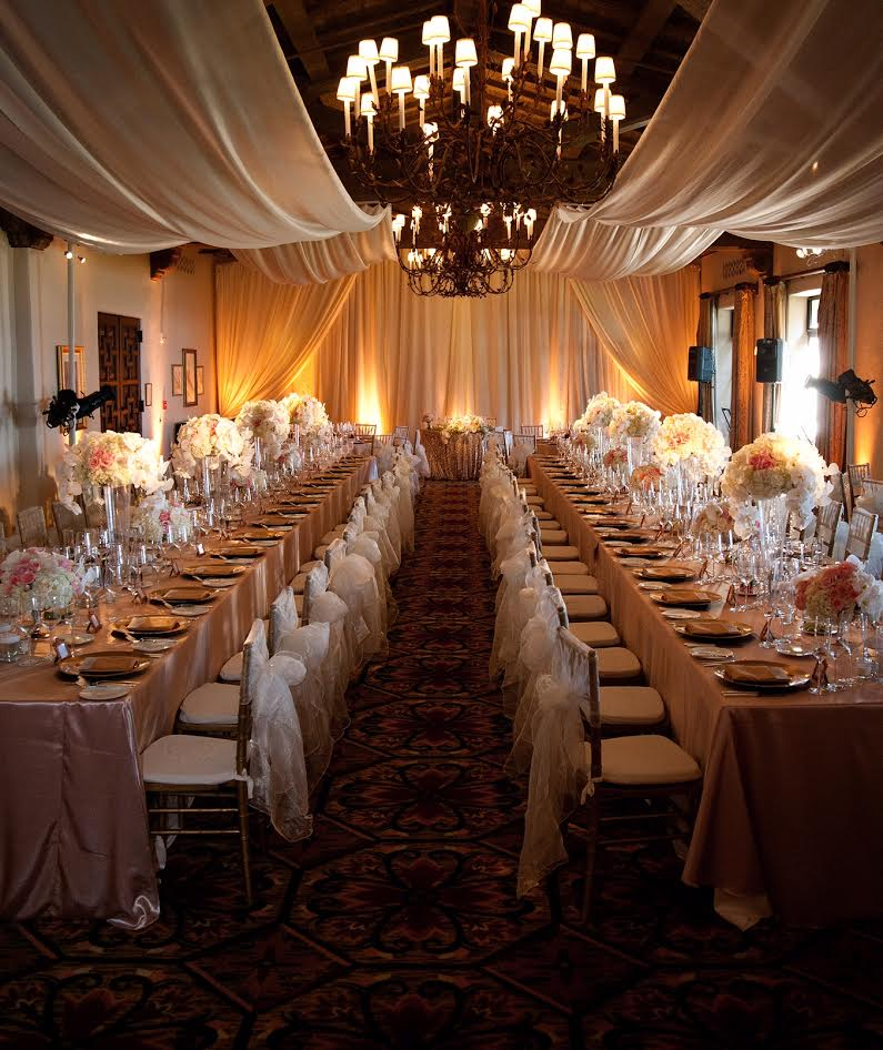 santabarbarawedding.com | SPARK Creative Events | Draping and Lighting
