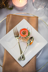 santabarbarawedding.com | The Tent Merchant | Table Ware Rentals