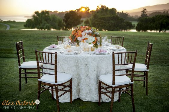 santabarbarawedding.com | Sandpiper Golf Club | Wedding location | Golf Course Reception
