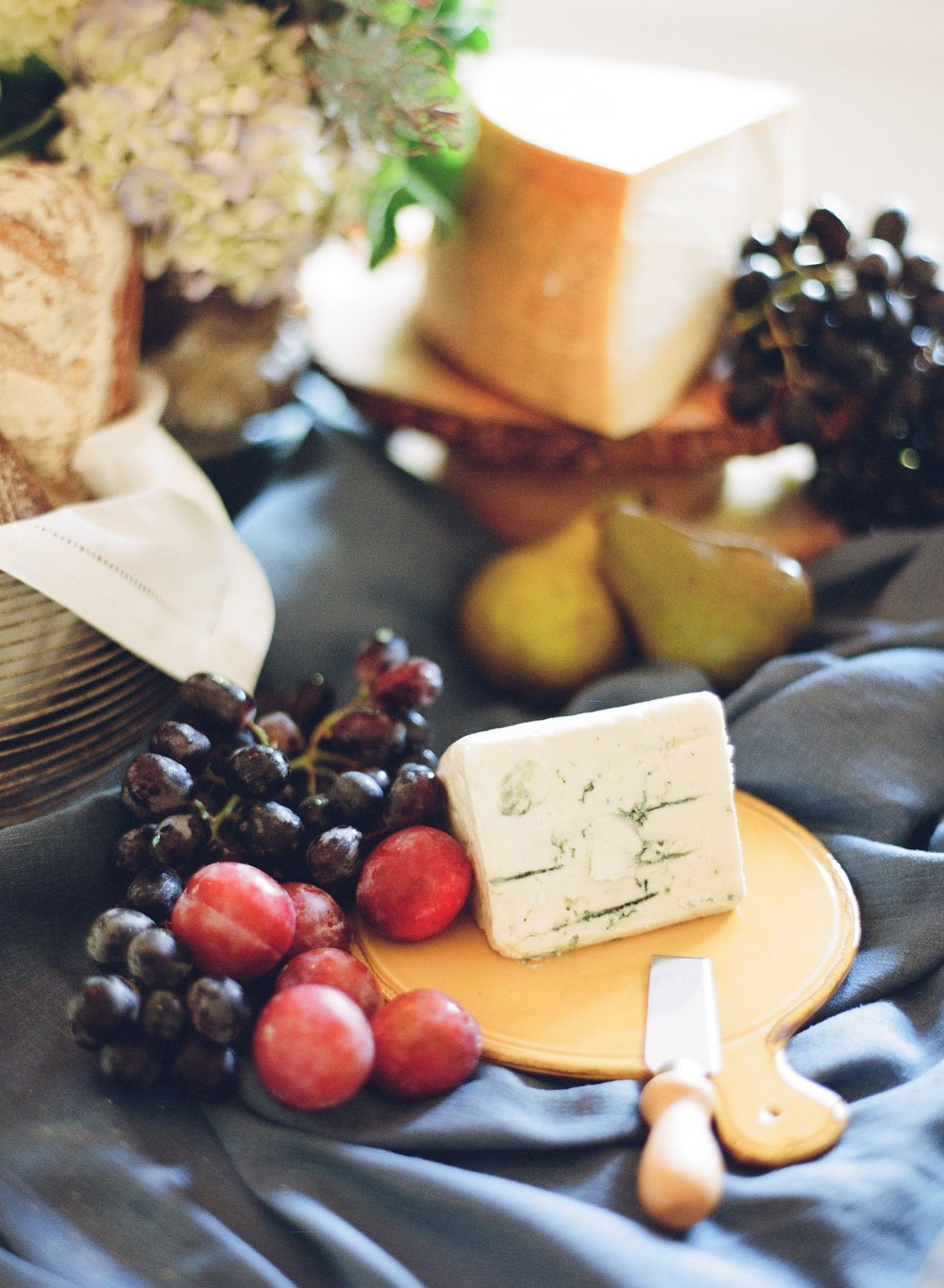 santabarbarawedding.com | Feast & Fest Catering | Cheese Display | Jose Villa