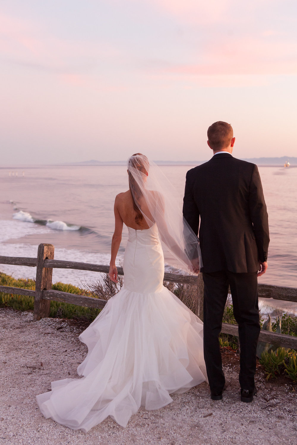 santabarbarawedding.com | Melissa Musgrove Photography | Bacara Resort Wedding Sunset View