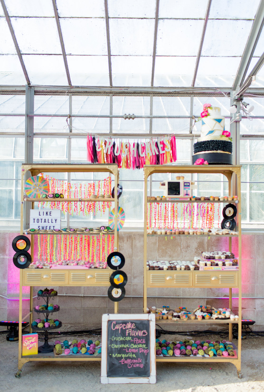santabarbarawedding.com | The Jam Event | Orchid Farm | Santa Barbara Event Design Showcase