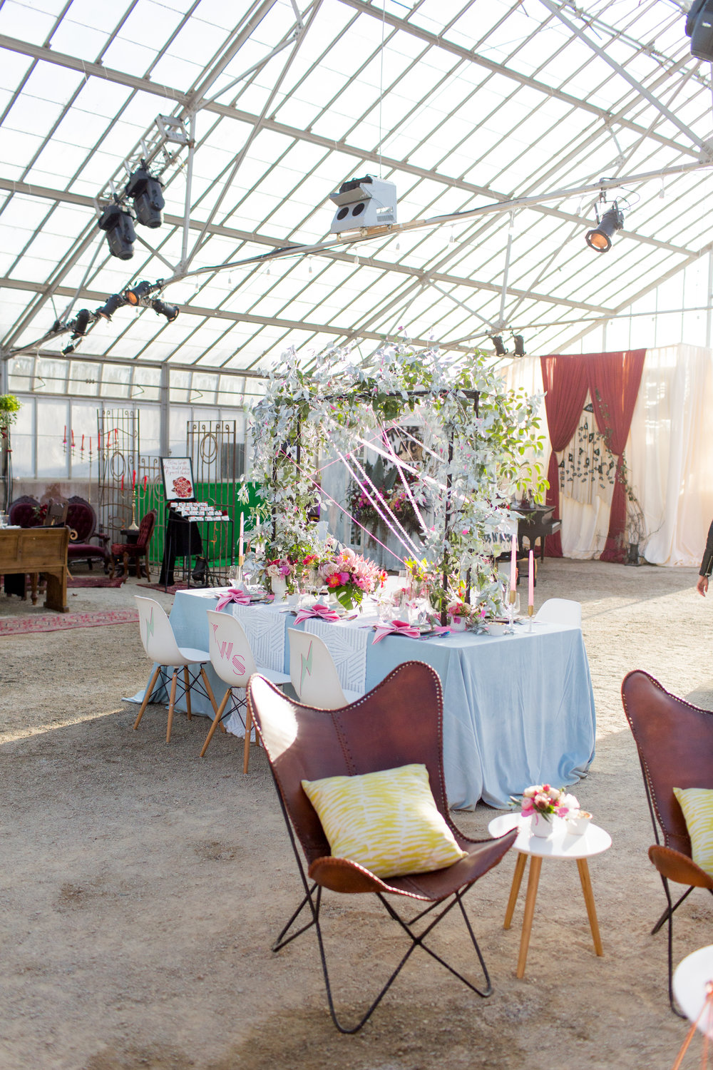 santabarbarawedding.com | The Jam Event | Orchid Farm | Party Pleasers
