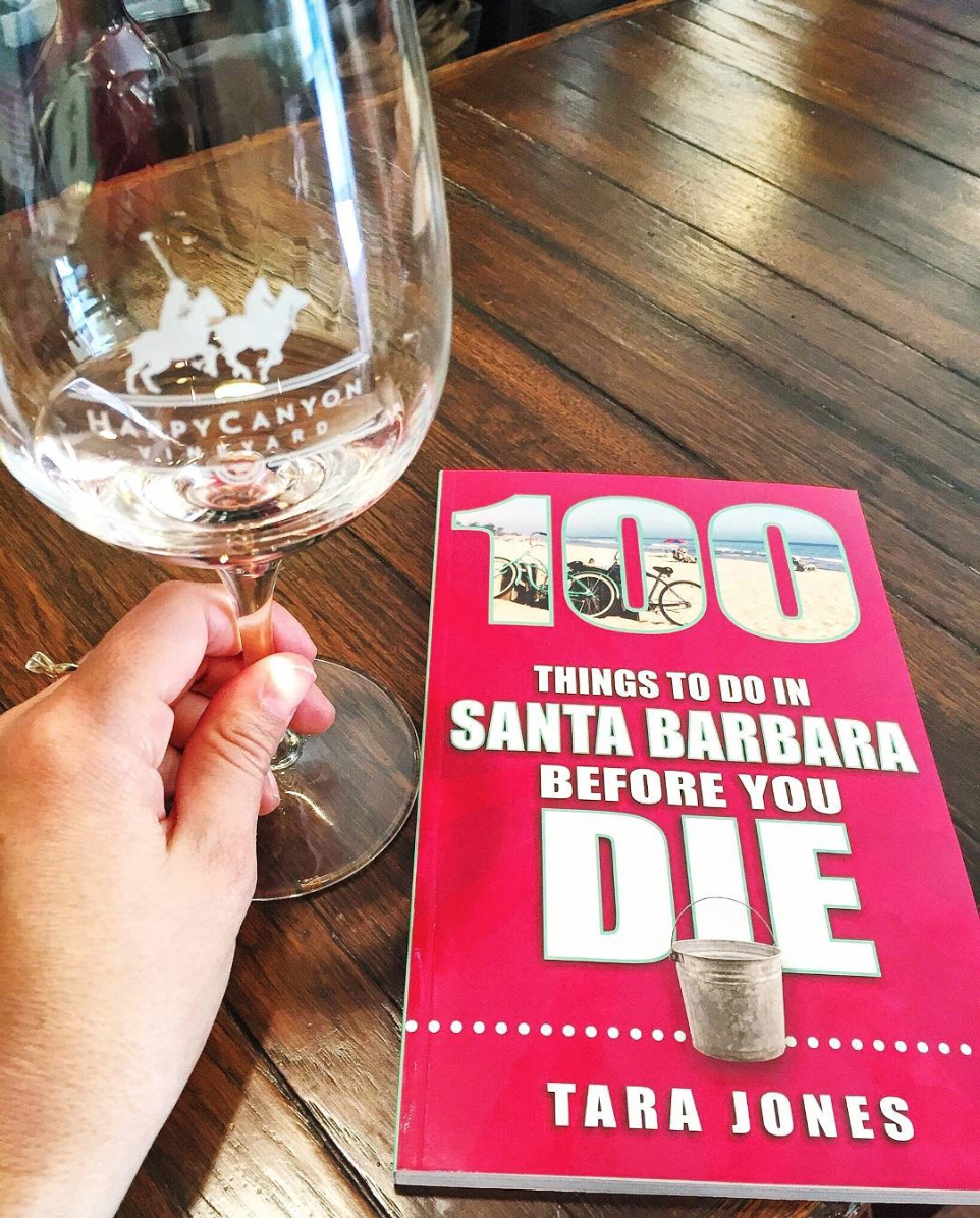 www.santabarbarawedding.com | 100 things to do in santa barbara before you die | Tara Jones