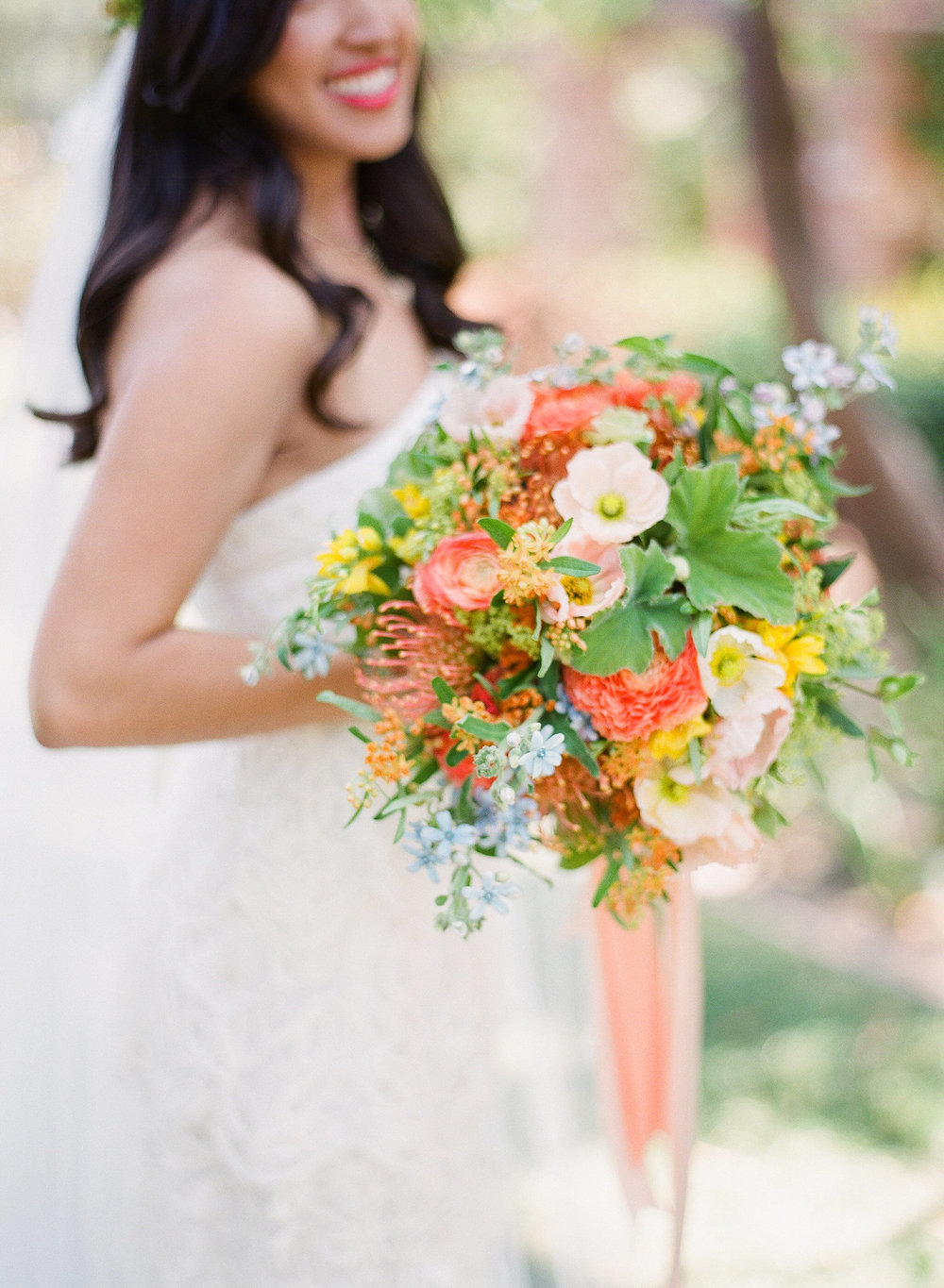 www.santabarbarawedding.com | Coco Rose Design | Floral | Wedding Flowers | Bride Bouquet